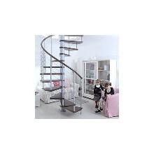 ロフト階段『KLOE』(クロエ)木製・屋内用 製品画像