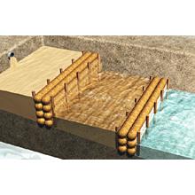 環境配慮型濁水処理フィルター工法 バイオログフィルター 製品画像