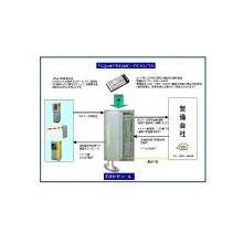 PHSカードを使った緊急通報、制御システム KS-55 おまかせコール 製品画像