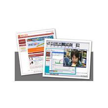 テレビ会議システム 製品画像