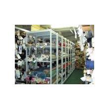 【サンレール導入事例】 倉庫/バックヤード 製品画像