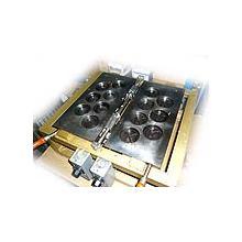 鋳込みヒーター式回転焼器 製品画像