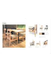 BAG-IN CHAIR Cafe 表紙画像