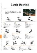 Cardio Machine 製品カタログ
