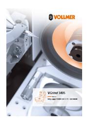 小径工具向け5軸工具研削盤『VGrind 340S』 表紙画像