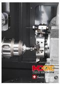 小型B軸旋回付CNC旋盤『MC4200BL』