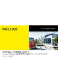 ForteBio Webinar 発表スライド 抗体スクリーニングアッセイ 表紙画像