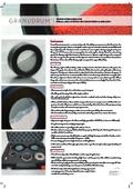 GranuDrum/動的安息角・凝集性 自動評価装置