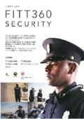高性能ボディカメラシステム『FITT360 SECURITY』