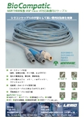 【カタログ】医療向けケーブル『BioCompatic』NORTHWIRE Inc.
