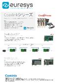 フレームグラバー Coaxlink Quad G3 DF