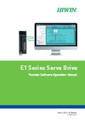 【取説】E1シリーズドライバ用ソフトウェア