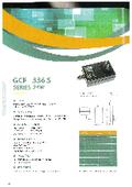 【英語版】ACアダプター『GCF 336 S シリーズ 24W』