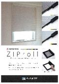 コンパクト型ロールスクリーン『ZIProll』※2019年度グッドデザイン賞受賞