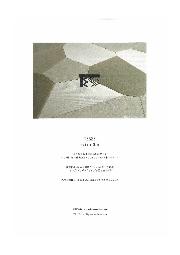 和空間を演出するデザイン畳『TESSE』 表紙画像