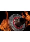 電気モーターのテレメータによる測温技術