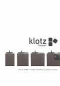 コンパクトキッチン『klotz』