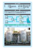 砂ろ過装置【リーチフィルター納入事例】静岡県化学プラント 表紙画像