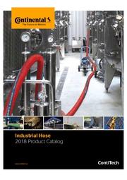 Contitech社製 工業用ホース総合カタログ 表紙画像