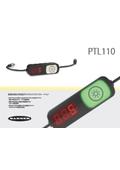 ピッキング、及びキッティング作業用 表示機付きセンサ「PTL110」(動画あり) 表紙画像