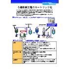 3M(TM) Zeta Plus(TM) ろ過助剤使用工程への導入による作業効率・安全性改善例 表紙画像