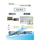 防水・耐熱など幅広いニーズに対応!『ブチルゴムのOEM』 表紙画像