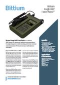 Bittium社 高耐環境・防衛用VoIPフィールドフォン