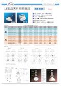LED高天井照明器具が水銀灯・投光器の代替になる高天井照明! 表紙画像