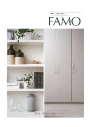 可動間仕切り収納『FAMO(ファーモ)』 表紙画像