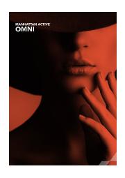 MANHATTAN ACTIVE OMNI(オムニ) 表紙画像