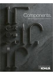 KOHLER(コーラー) Components カタログ 表紙画像