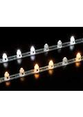 光空間演出イベント照明LEDテープライト 屋外のファサード、ベンチ・ステップ下の照明、サイネージにTOKI LSCシリーズ 表紙画像