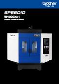 コンパクトマシニングセンタ SPEEDIO W1000Xd1