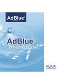 Adblue アドブルー ポンプソリューションカタログ 表紙画像