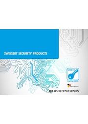 Swissbitのセキュリティソリューション。随時最新のセキュリティレベルへ更新可能な対策を装備する。 表紙画像