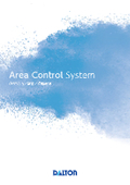 クリーン機器製品カタログ(Area Control System)