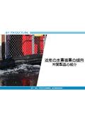 【※ホワイトペーパー】近年の水害被害の傾向事例 表紙画像