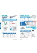 イソライト工業 セラミック繊維製品紹介 202012  表紙画像