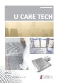 靴底用自動吸引式エアーマット『U-CARE MAT』 表紙画像