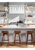 KOHLER(コーラー) 2018 KITCHENS SHOWROOM SPEC GUIDE(英語版) 表紙画像