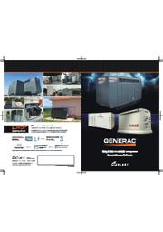 常用/非常用LPガス発電機 表紙画像
