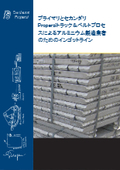 【プロぺルチ社】アルミ地金設備