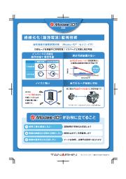 インバータ2次側の絶縁劣化(漏洩電流)監視技術 Modes-IO(モデスイオ) 表紙画像
