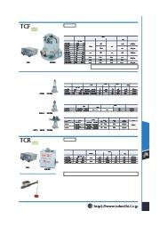 固定式/回転式トルクセンサーカタログ(アタッチメント付き) 表紙画像