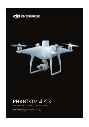 Phantom 4 RTK 表紙画像
