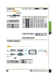 【締付けデータ管理システム用】Bluetoothの無線データ転送トルクレンチCEM3-BT 表紙画像