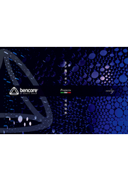 bencore 製品カタログ 表紙画像