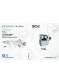 シンタリング装置 INLINE X-SAMシリーズ カタログ