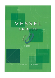 VESSEL CATALOG vol.6.1 表紙画像