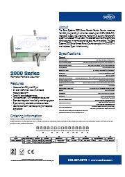 セトラ社 パーティクルカウンター SPC2000 表紙画像